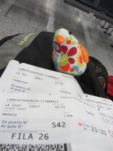 Auf nach Lima!